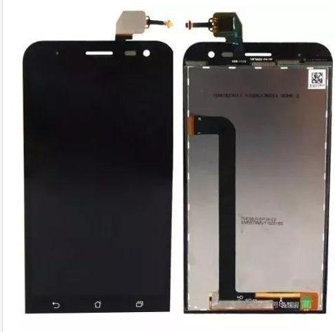 Frontal Tela Touch Display Lcd Asus Zenfone 2 Laser Ze500kl 5.0 PRETO