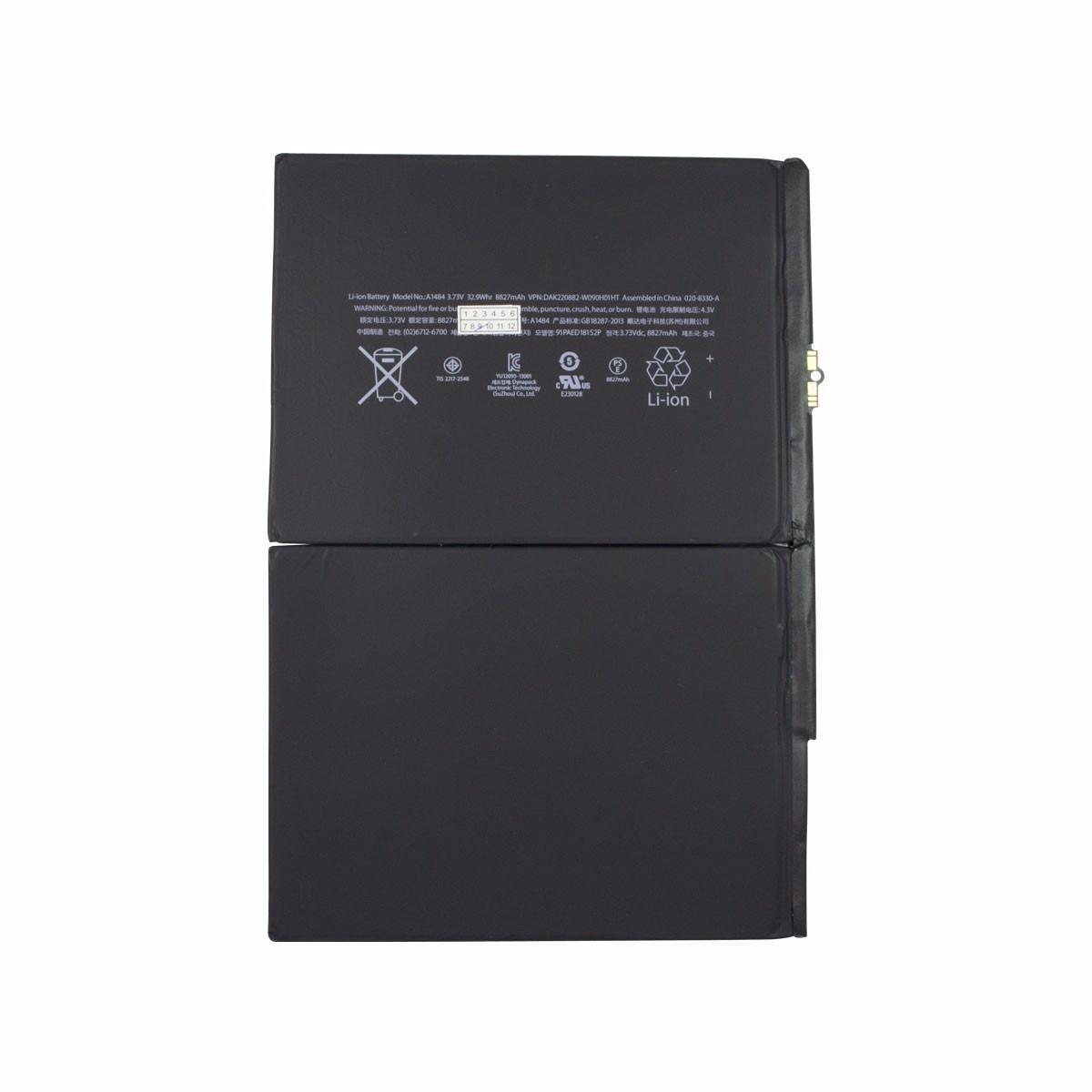 Bateria Apple A1484 Ipad Air A1474 A1475 A1476 Ipad 5 A1823