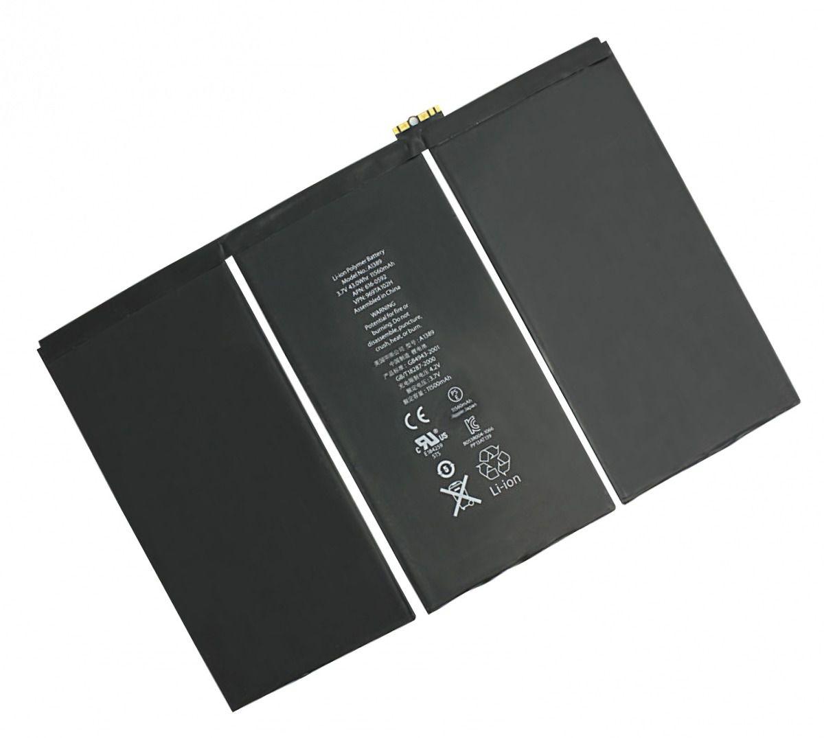 Bateria Apple Para Ipad 3 A1416 A1430 A1403 11560mah