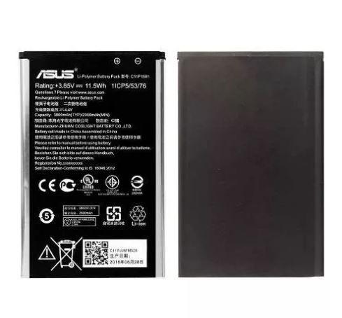 Bateria Asus Zenfone 2 LASER Ze551kl Selfie Zd551kl Ze601kl C11p1501 3000mah