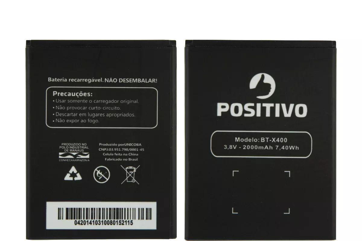 Bateria Positivo Bt-x400 Celular Positivo X400 2000mah
