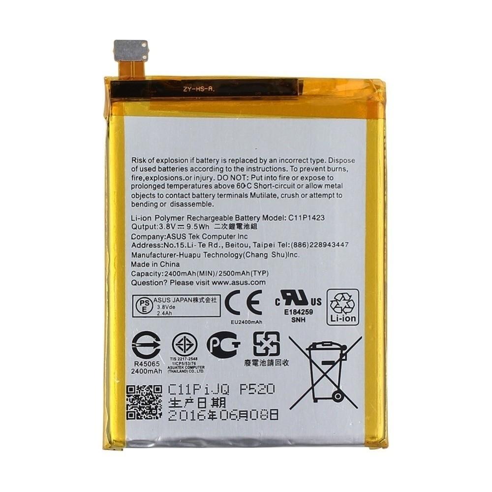 Bateria C11p1423 Asus Zenfone 2 Ze551ml Ze500cl Ze550ml Z00a Z00ada Z00ad Z008d