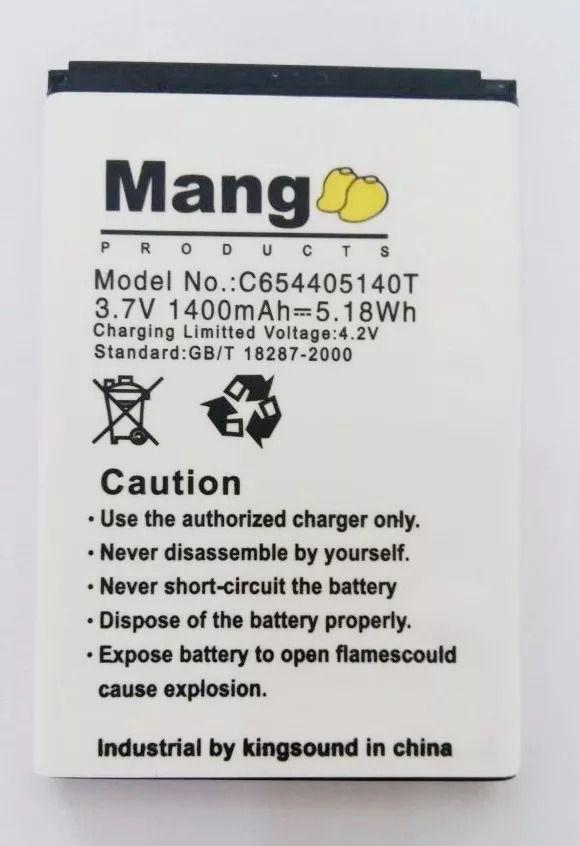 Bateria Mang C654405140t Celular Blu Dash Jr K D140k D-140 D141K