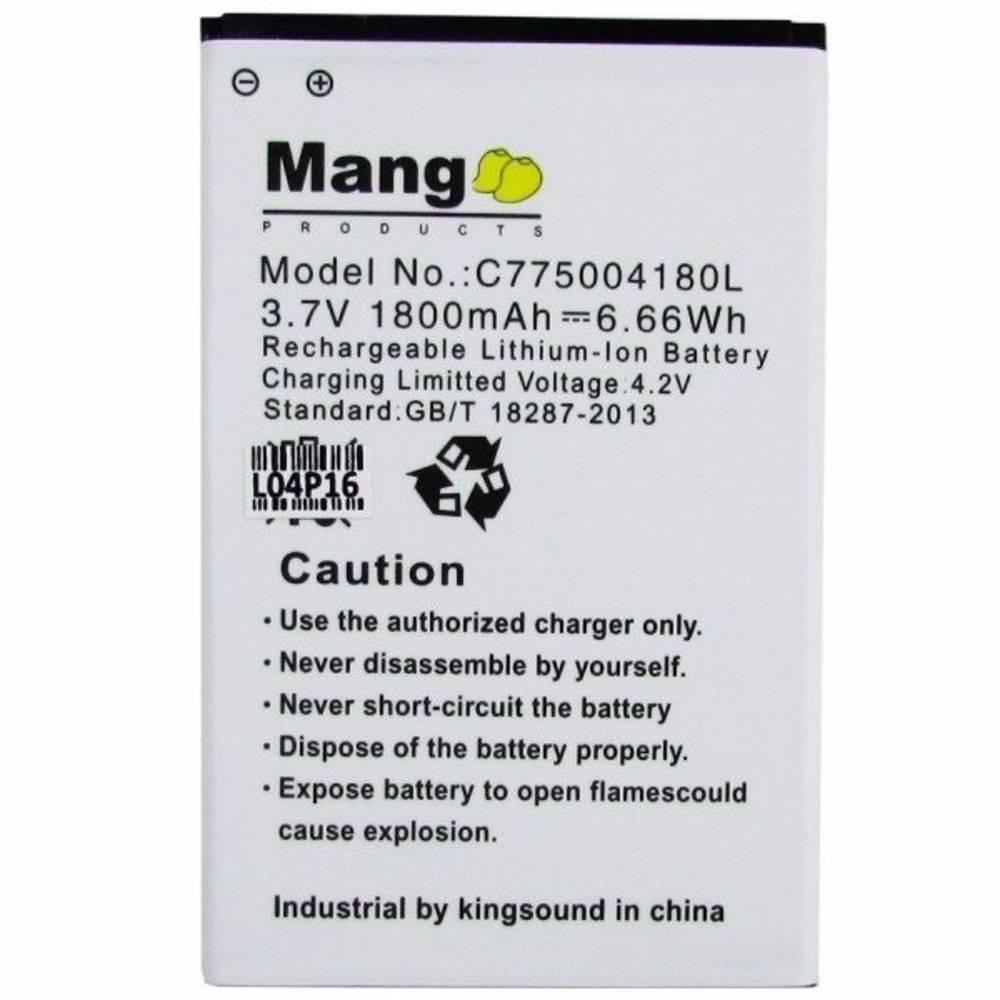 Bateria Mang C775004180l Blu Studio 5.0c D536 D536l D536u