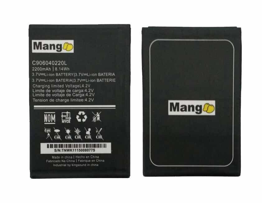 Bateria Mang C906040220l Blu Diamond M D-210 D210l D210