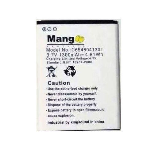 Bateria Mang Celular Blu Dash 3.5 D770 D160 D161 D170 D171 C654804130t