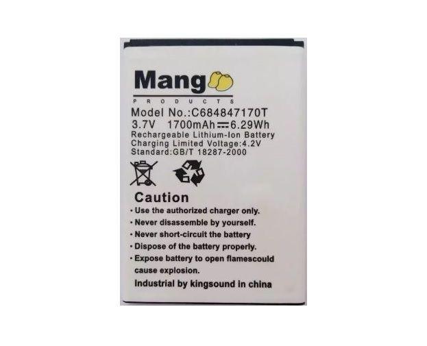 Bateria Mang Celular Blu Dash Music 2 D330 C684847170t