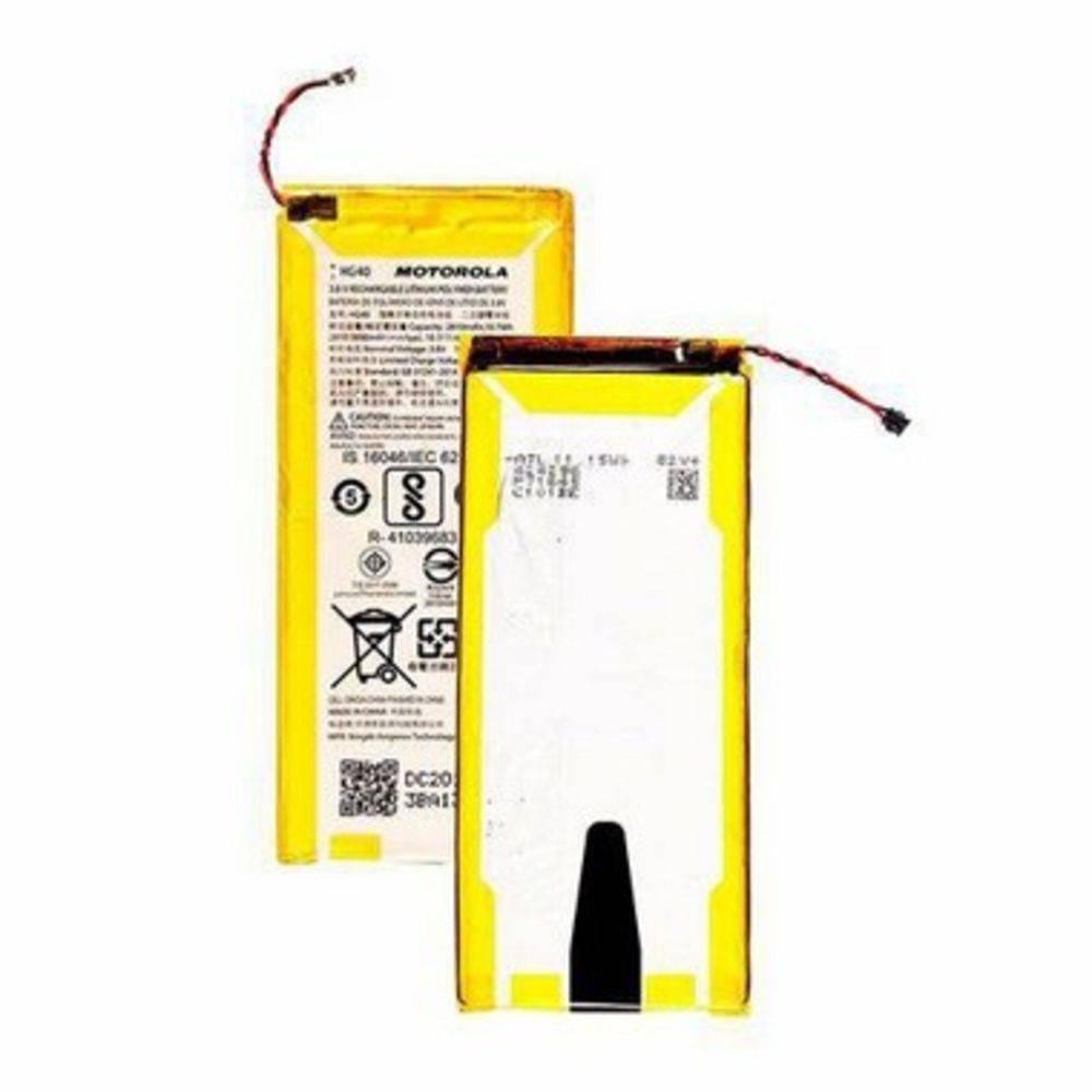 Bateria Motorola Moto G5 Plus Xt1683 Hg40