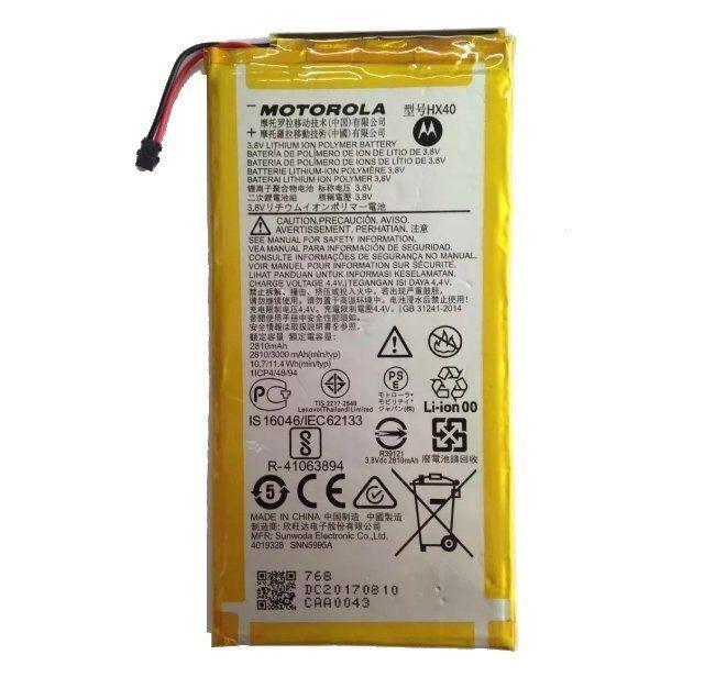 Bateria Motorola Moto X4 Hx40 Xt1900 / XT1900 3000mah