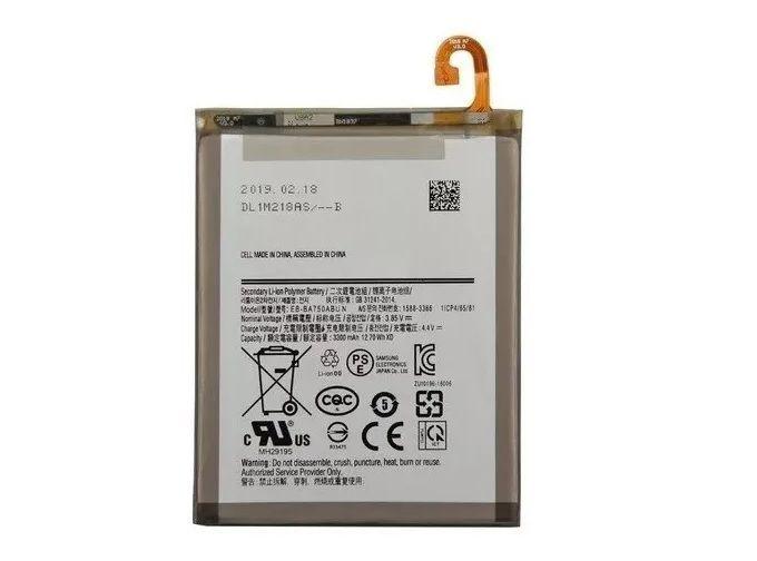 Bateria Eb-ba750abu Samsung Galaxy A10 / A750 A7 2018 Versão A750 3300mah
