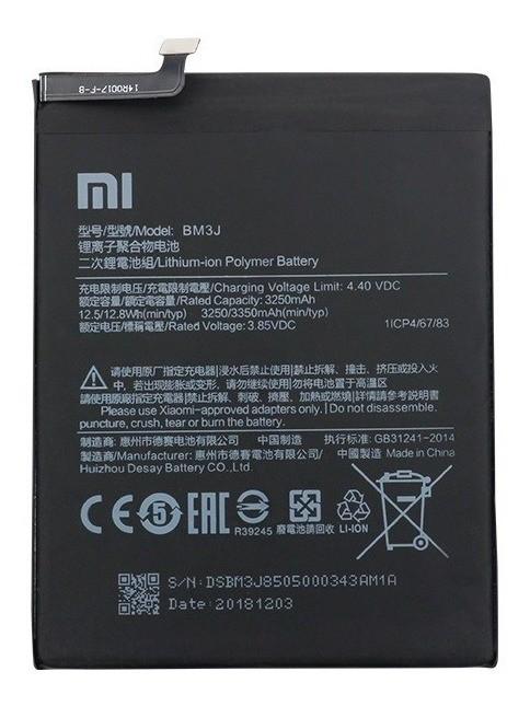 Bateria Para Xiaomi Mi 8 Lite Mi8 Lite BM3J BM-3J 3100/3200mah