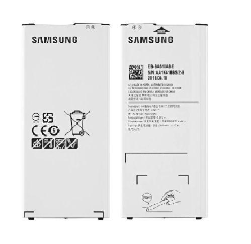 Bateria Samsung Galaxy A5 A510 A510F A5100 A510M A510FD A510K A510S EB-BA510ABE