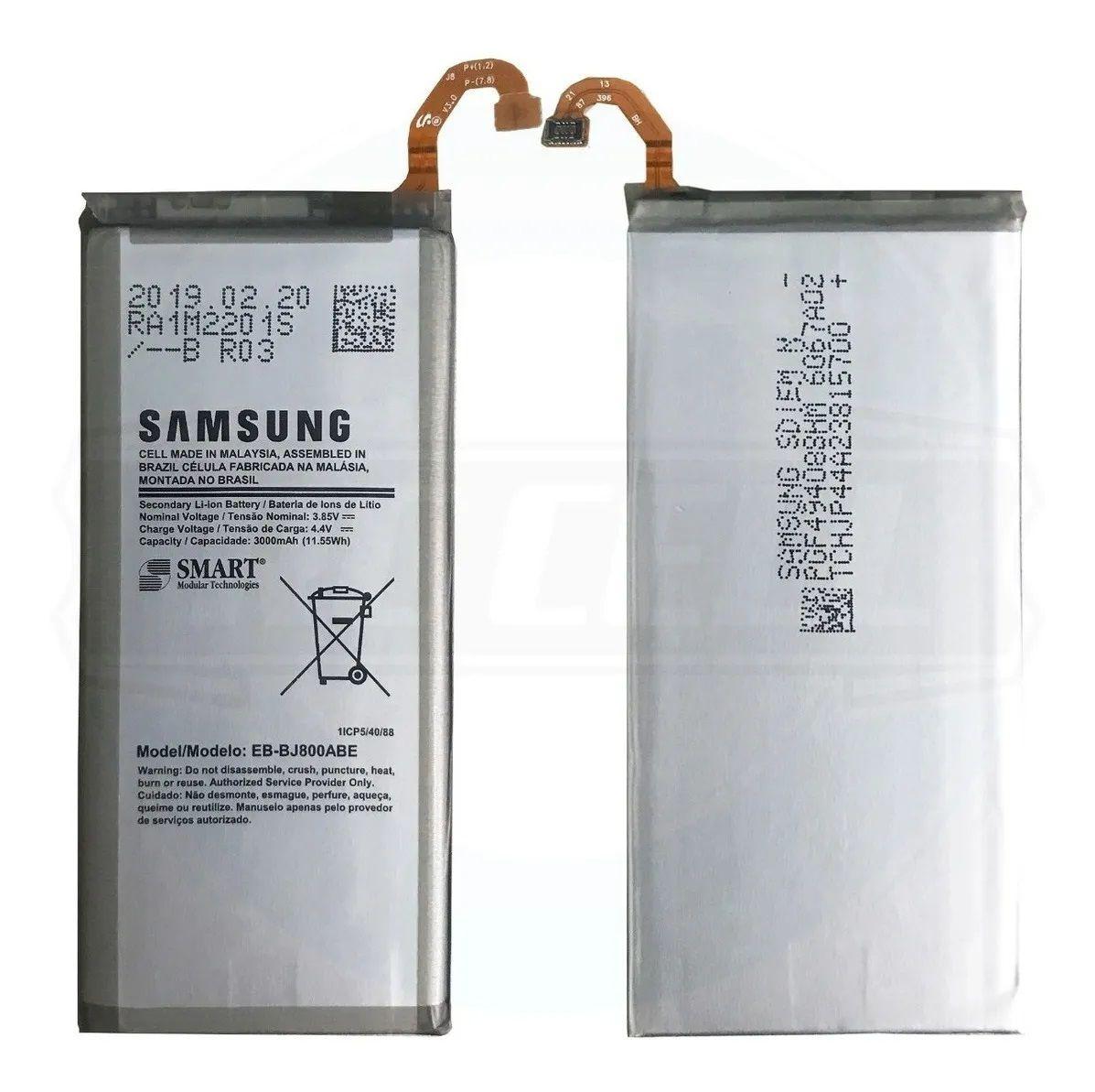 Bateria Samsung Galaxy J6 J8 J600 Bj800 Abe