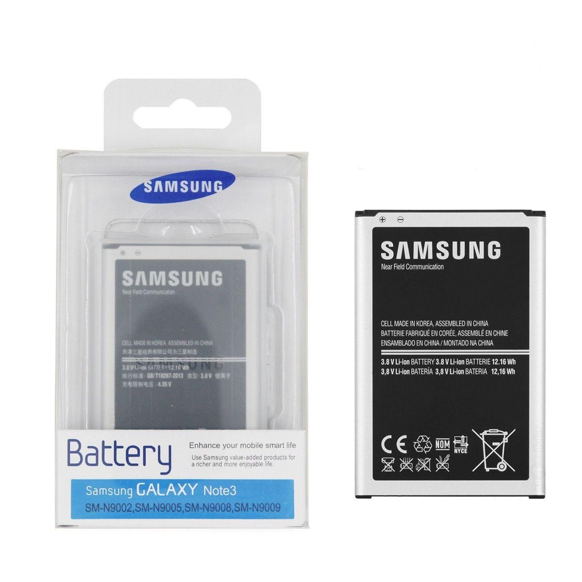 Bateria Samsung Galaxy Note 3 N9000 N9005 B800b Sm-n9005 B800be