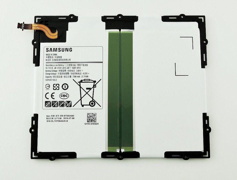 Bateria Tablet Sm P585 T580 T585 Tab A 2016 Eb-bt585abe