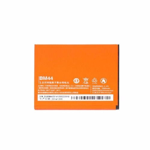Bateria Xiaomi Redmi 2 Bm44 Bm-44 2200mAh
