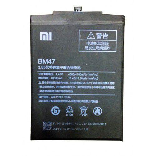 Bateria Xiaomi Redmi 3/ Redmi 3 Pro 4x Bm47 Bm-47 4000mAh
