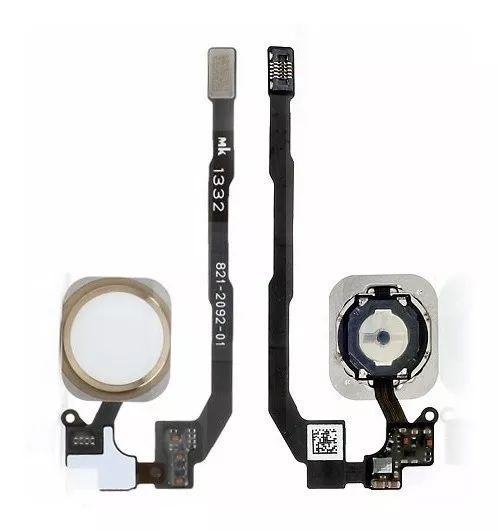 Botão Home Dourado Para iPhone 5s A1453 A1457 A1518 A1528 A1530 A1533