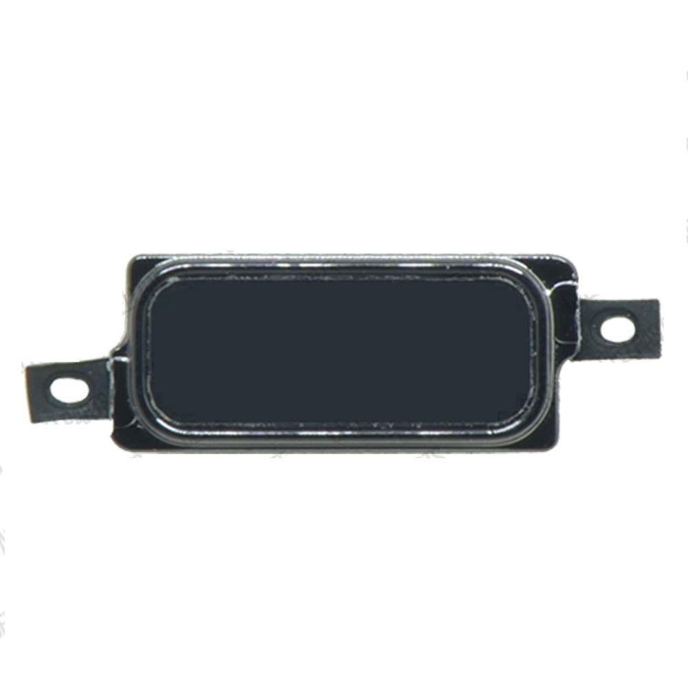 Botão Home Samsung Galaxy Note 1 N7000 I9220 Sem flex Preto