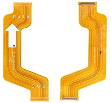Cabo Flat LCD Flex Conector Placa Mãe Compatível A71 A715