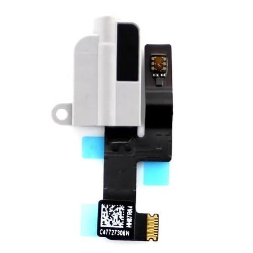 Cabo Flex Conector Fone P2 iPad Pro 10.5 A1701 A1709 A1852 Fone P2 Cinza