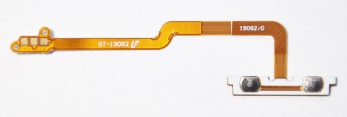 Cabo Flex Sensor Menu Botão Volume Samsung  Grand Duos I9082