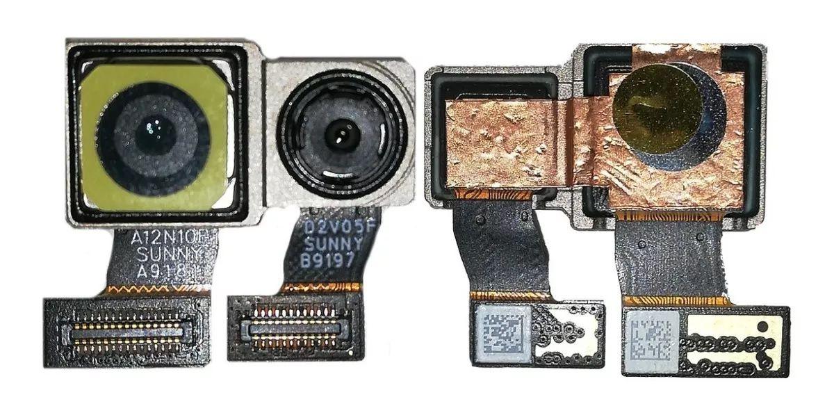 Camera Traseira Dupla Xiaomi Redmi 7