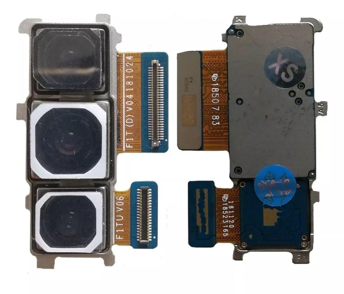 Camera Traseira Tripla Xiaomi Redmi MI9 MI 9