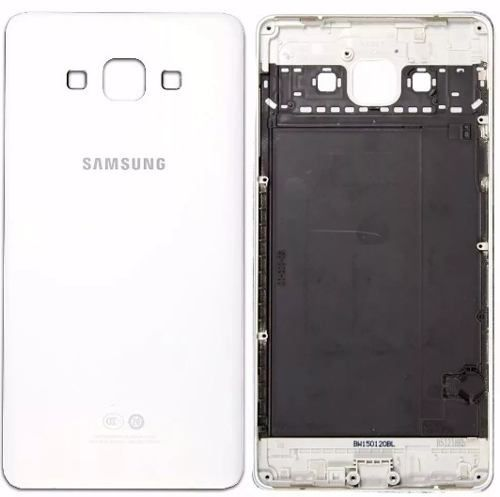 Carcaça Alumínio Completa Samsung  Galaxy A5 Sm A500  BRANCO