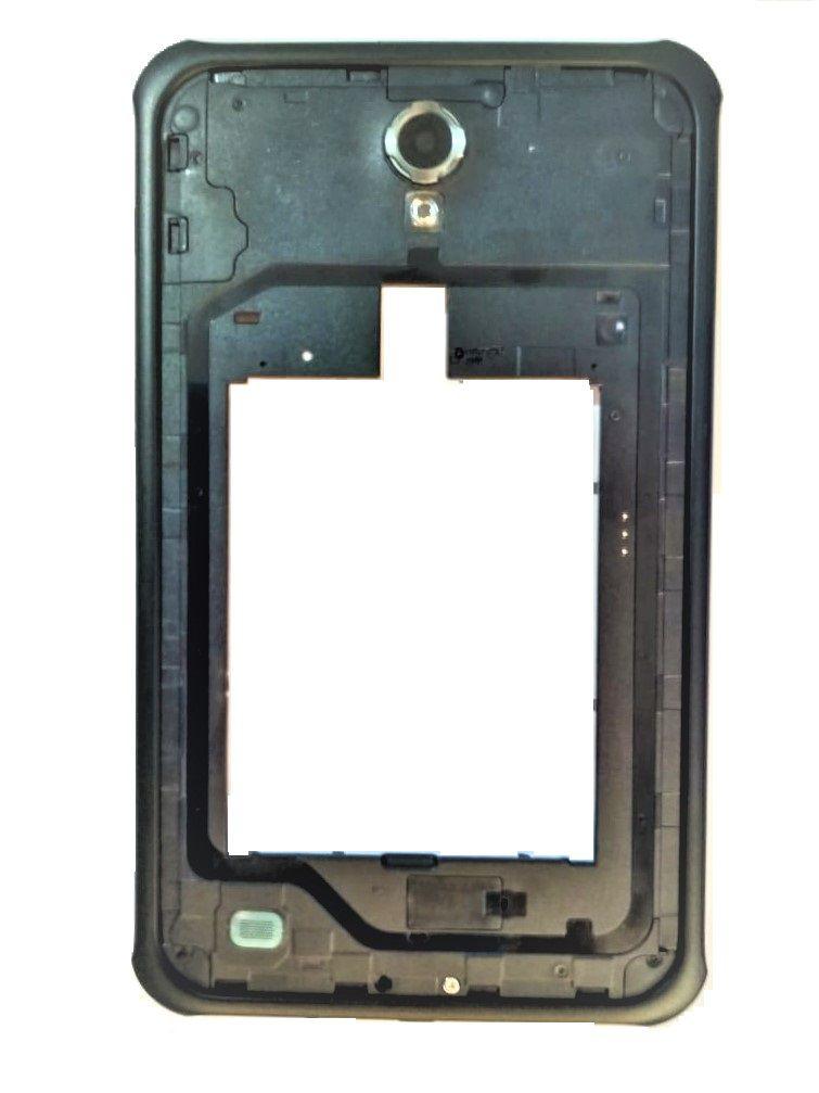 Carcaça Samsung Galaxy Tab Active 8.0 T365 Com Aro Preto