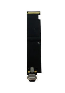 Conector Carga + Flex iPad Pro 12.9 Preto