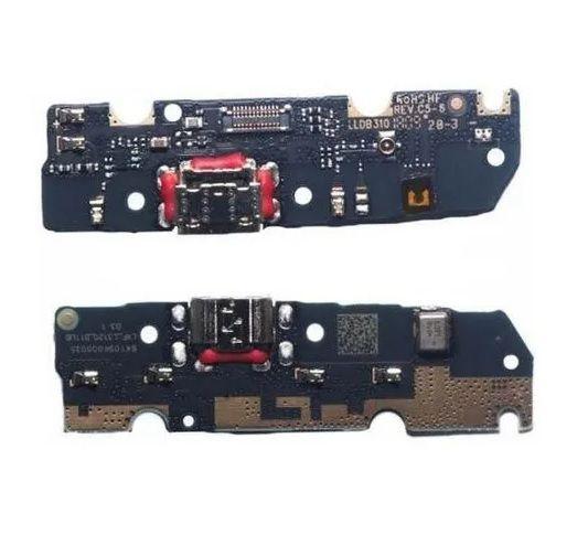 Conector Carga + Microfone Motorola Moto G6 Play Xt1922