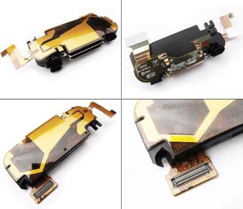 Conector De Carga Dock Apple Iphone 3gs A1325 A1303 Completo