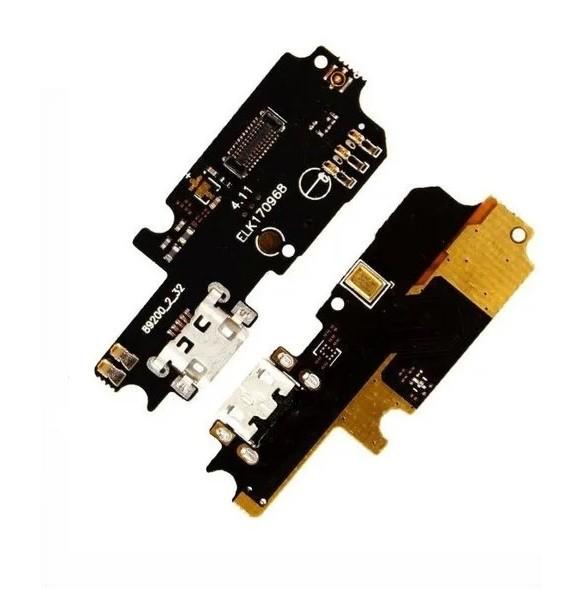 Conector De Carga Placa Asus Zenfone 3 Max 5.5 Zc553kl