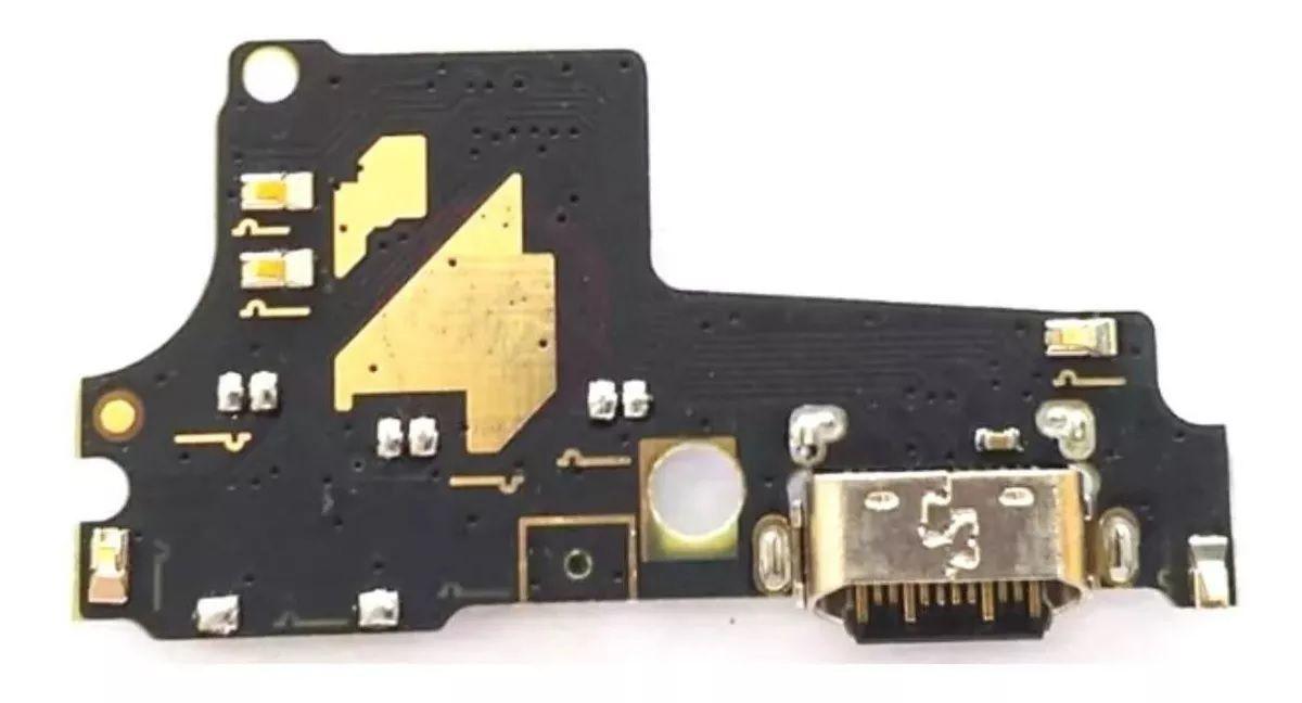 Conector De Carga Placa Dock Usb C Motorola Moto One Xt1941