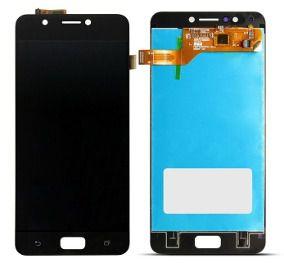 Display Lcd Tela Touch Frontal Zenfone 4 Max ZC520KL Preto