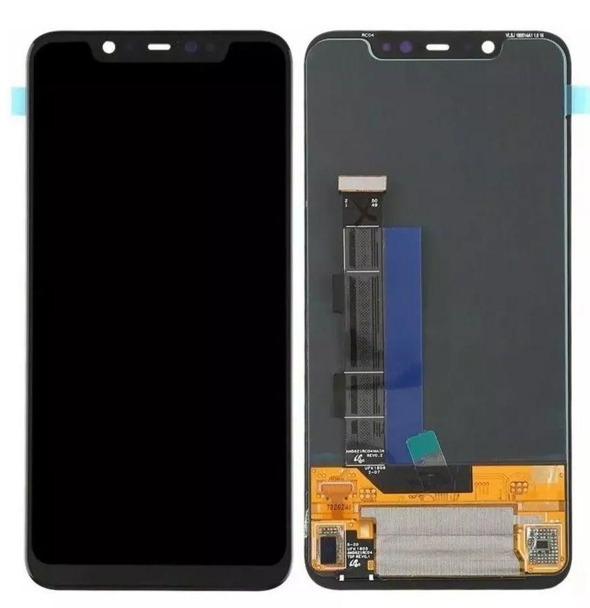 Display Lcd Xiaomi Mi 8 Visor Tela Touch Módulo Frontal Oled