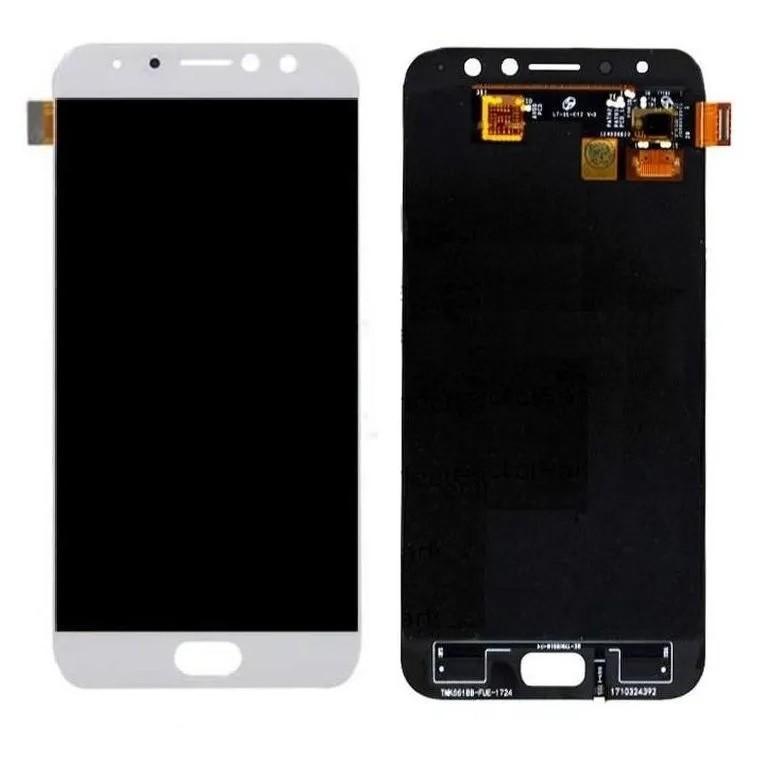 Display Tela Frontal Asus Zenfone 4 Selfie Pro Zd552kl Branco