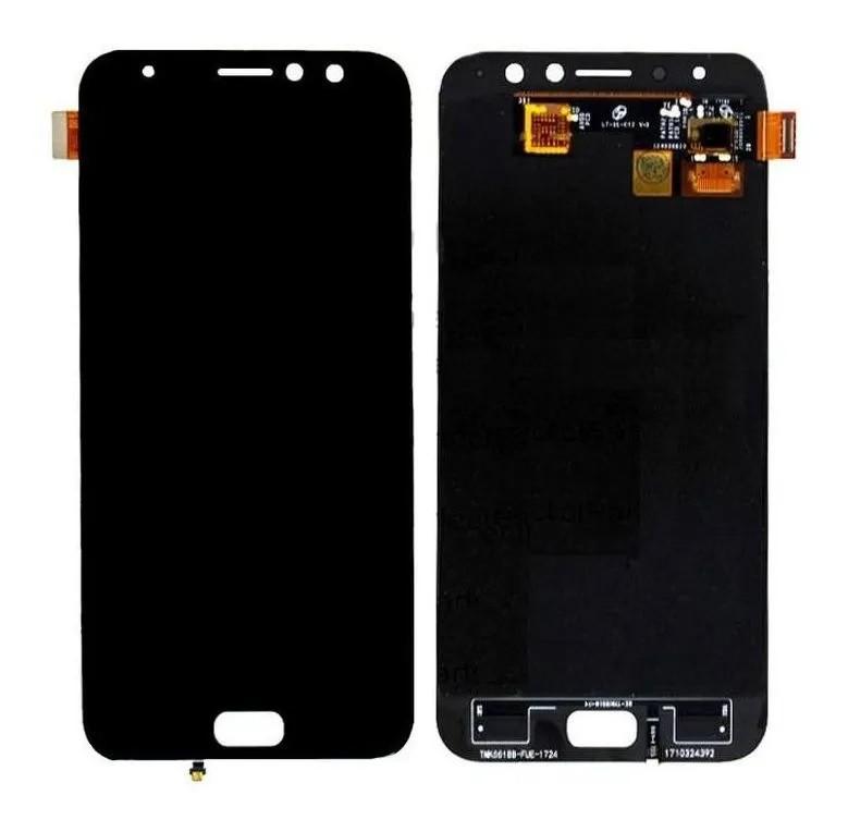 Display Tela Frontal Asus Zenfone 4 Selfie Pro Zd552kl Preto Sem aro