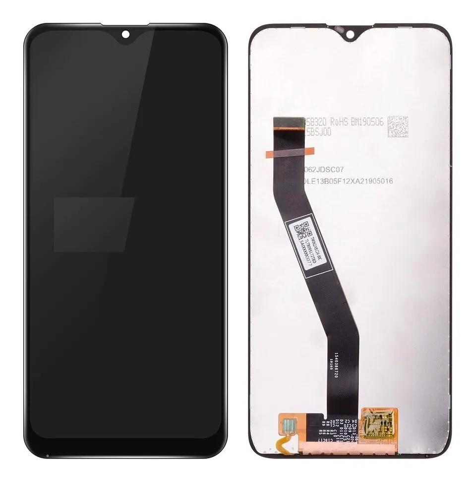 Display Tela Touch Frontal Xiaomi Redmi 8a / Redmi 8 A Preto Sem aro