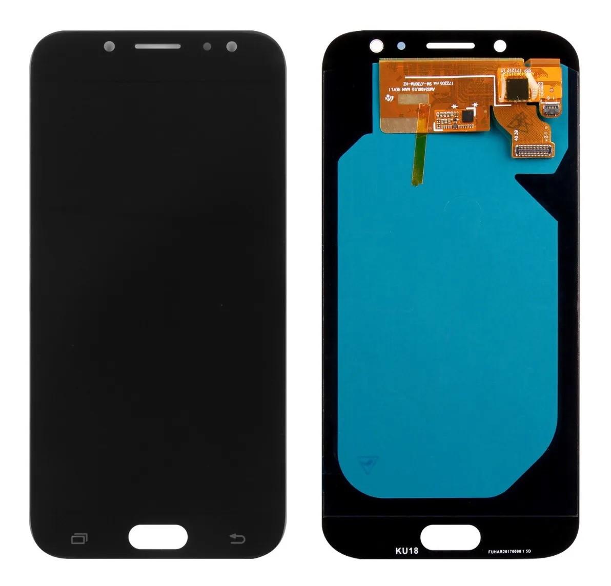 Display Touch Frontal Samsung Galaxy J7 J7 Pro J730 Incell Preto