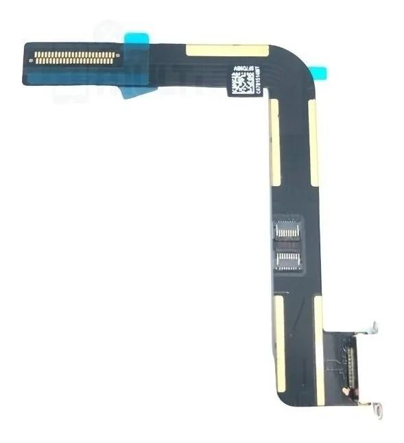 Dock Conector De Carga iPad 6 / IPad air 2 2018 6a Geração A1893 A1954 Branco