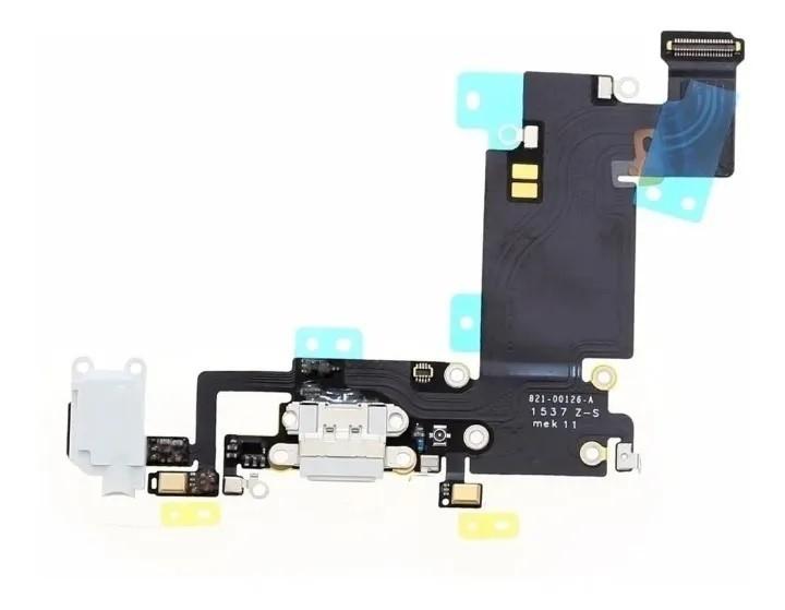 Flex Conector Carga Apple iPhone 6s 2015 A1633 A1688 A1700 Branco