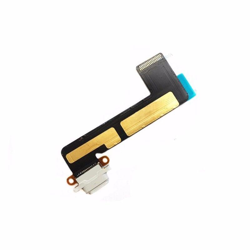 Flex Conector De Carga Apple Ipad Mini A1432 A1454 A1455  Branco