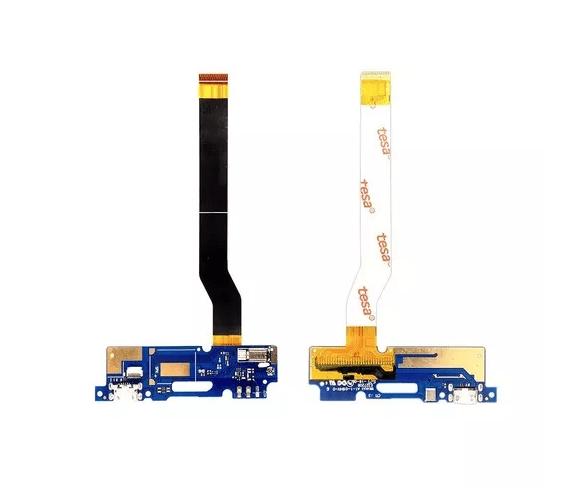 Flex Conector De Carga Asus Zenfone 3 Max Zc520Tl