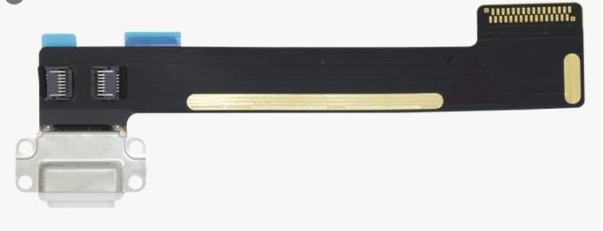 Flex Conector De Carga Dock Para iPad Mini 4 Branco