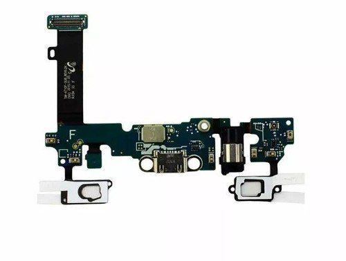 Flex Conector De Carga E Home Samsung A7 2016 SM-A710M Versão FL