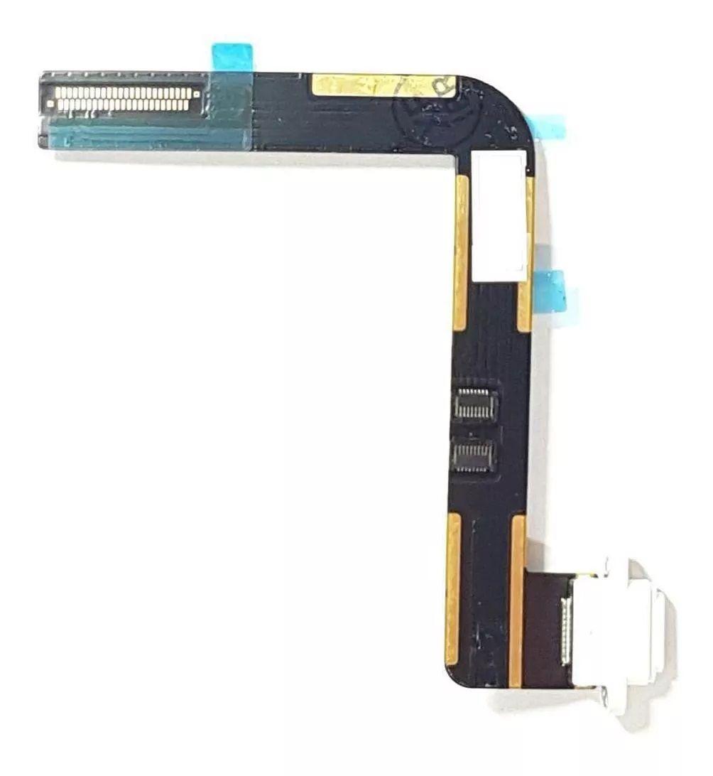 Flex conector de carga ipad 5 air a1474 a1475 a1476 branco