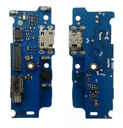 Flex Conector de Carga Microfone Moto E4 MotoE4  Xt1763 Xt1762