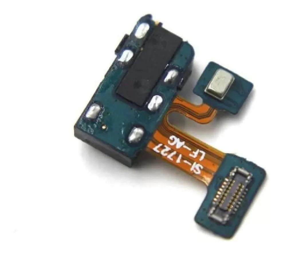Flex Conector Fone Entrada P2 Microfone Flex Galaxy J4 2018 J400